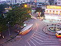 Lascar Roundabout at the north end of Hoan Kiem Lake (4550346257).jpg