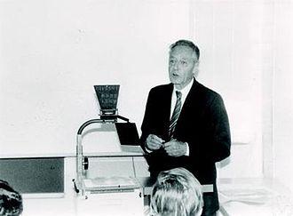 László Fejes Tóth - Fejes Tóth in Vienna, 1987