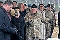 Latvian president spectates OSS XII 150329-A-AP268-757.jpg