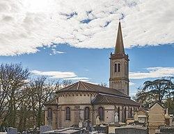 Launaguet - Église Saint-Barthélemy - Abside.jpg
