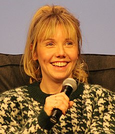 Lauren Lyle at the Sasnak City Outlander Convention 17 November 2018.jpg