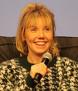 Lauren Lyle Scottish actress