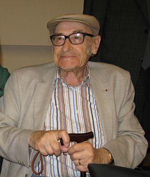 Gilbert Lazard - Gilbert Lazard, 19 August 2013