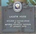 LazatinHouse HistoricalMarker SanFernandoCityPampanga.jpg