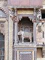 Le Jehangir Mahal (Orchha) (8450825641).jpg