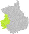Le Thieulin (Eure-et-Loir) dans son Arrondissement.png
