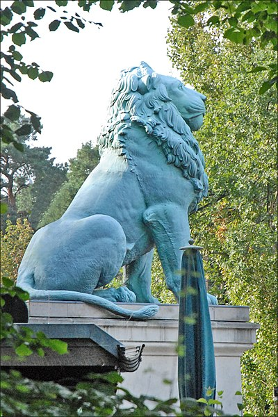 File:Le lion de Flensburger (Wannsee, Berlin) (6337505294).jpg