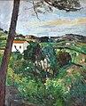 Le pin à l'Estaque (P. Cézanne, Musée de l'Orangerie) (4619406661).jpg