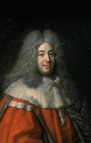 Jean Bouhier (jurist) - President Bouhier by Nicolas de Largillière – Dijon, musée des Beaux-arts