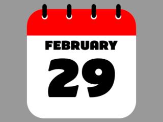February 29 Date