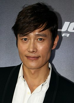 Lee Byung-Hun 2013.