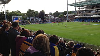 Headingley Rugby Stadium - Headingley Western Terrace