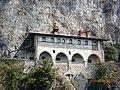 Leggiuno - Eremo di Santa Caterina del Sasso - Lago Maggiore - panoramio (2).jpg