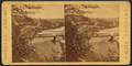 Lehigh River and rapids from Prospect Rock, from Robert N. Dennis collection of stereoscopic views.png
