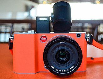 Leica L-Mount - Leica T (701), the first L-Mount camera