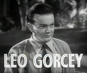 Leo Gorcey - Gorcey in the film Gallant Sons (1940)