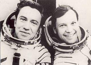 Dumitru Prunariu Cosmonaut/Astronaut Spatial