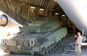 MEXAS - Image: Leopard C2 Canadian Forces