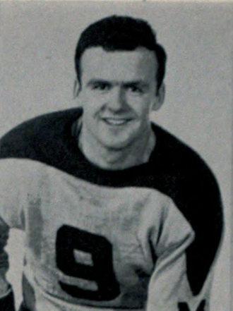 Les Costello - Costello at St. Michaels, c. 1947