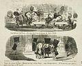 Les Delices de Paris - Une diner au restaurant de Palais-Royal; Suite des memes delices - Monsieur, une loge au Palais-Royal LACMA M.60.19.36.jpg