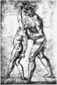 Lesdemoniaquesdanslart-p049-Raphael jeune possede Transfiguration.png