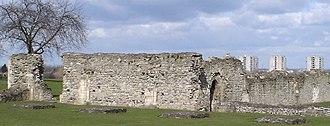 Richard de Luci - The ruins of Lesnes Abbey, near London