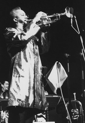 Lester Bowie - Bowie performing in the mid-1990s