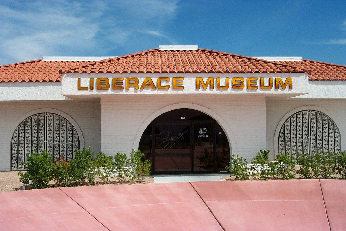 liberace museum wikipedia. Black Bedroom Furniture Sets. Home Design Ideas
