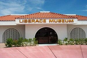 Liberace Museum - Liberace Museum, Las Vegas, 2003