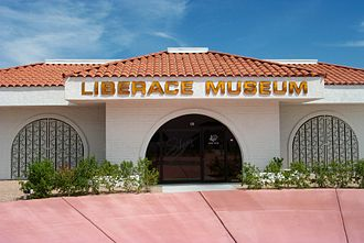 Liberace Museum Collection - Liberace Museum, Las Vegas, 2003