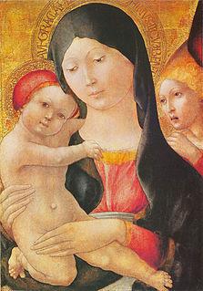 Liberale da Verona Italian painter (1441-1529)