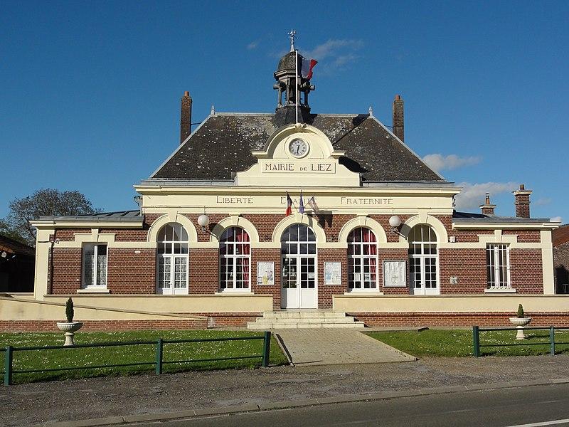 Liez (Aisne) mairie
