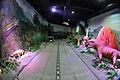 Life Evolved on Land - Dark Ride - Science Exploration Hall - Science City - Kolkata 2016-02-22 0181.JPG