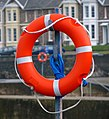 Lifebuoys, Bangor - geograph.org.uk - 1161014.jpg