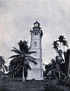 Lighthouse, Point Venus, by Coulon.jpg