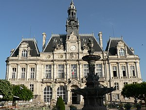 Limoges - Image: Limoges Mairie