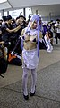 Linyue as Rem, Re-Zero at PF32 20200704c.jpg