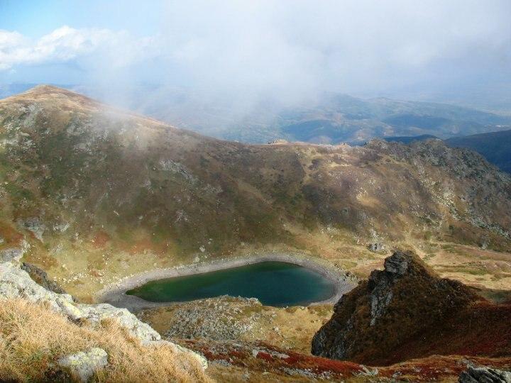 Liqeni i Livadhit - Sharr