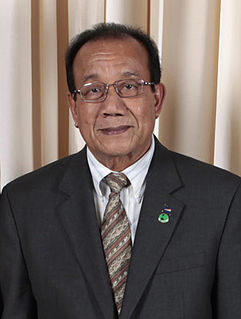 Litokwa Tomeing Former President of the Marshall Islands