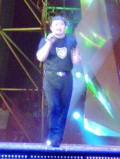 Liu Huan Chinese singer