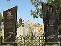 Local Cemetery - Outside Shah-i-Zinda (Avenue of Mausoleums) - Samarkand - Uzbekistan - 02 (7488405702).jpg