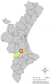 Localització de Cerdà respecte del País Valencià.png