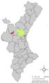 Localització de Loriguilla respecte del País Valencià.png
