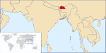 LocationBhutan.svg