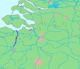Carte Belgique Gent.Canal Gand Terneuzen Wikipedia