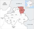 Locator map of Kanton Évian-les-Bains 2019.png