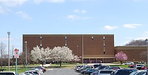 Loch Raven High School - Image: Loch Raven High School cropped