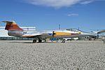 Lockheed F-104N Starfighter '812' (N812NA) (27438280310).jpg