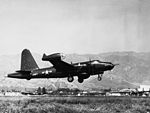 Lockheed P2V-5 Neptune with magnetic anomaly detector c1954.jpg