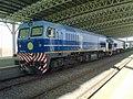 Locomotoras 319 en la nueva estación MDQ - panoramio.jpg